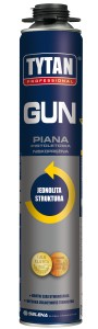 Piana Tytan Prof 02 pistoletowa 750ml.GUN