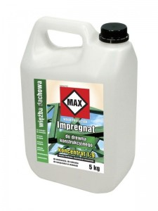 Impreg.do drew.-koncentr. 5l -zielony Max