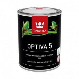 Tikkurila Optiva Matt (5) ECO Baza C 0,9 L