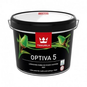 Tikkurila Optiva Matt (5) ECO Baza A 9 L