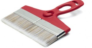 Anza Elite Floor Vamish Brush  200 mm