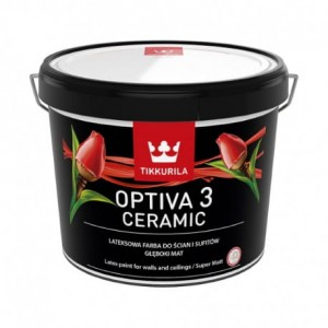 Tikkurila Optiva Ceramic Super Matt (3) Baza A 2,7L